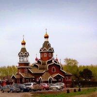 Храм Богоявления Господня . :: Мила Бовкун