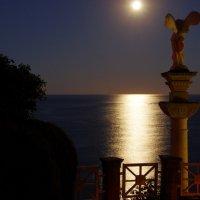Черноморская лунная ночь :: Валерий Новиков