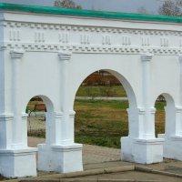 Арочные ворота. :: nadyasilyuk Вознюк
