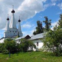 Успенская церковь в Угличе :: Надежда