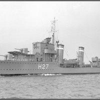 """английский эскадренный миноносец """"HMS Electra"""" 1934. :: Александр"""