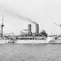 """американский броненосный крейсер USS ACR1  """"Maine"""". :: Александр"""