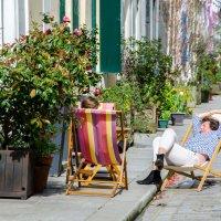 Париж,сладкая жизнь... :: Наталия