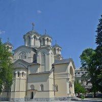 Церковь Кирилла и Мефодия :: Татьяна Ларионова