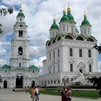 В астраханском кремле :: Надежда