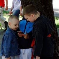 Поколение выбравшее СМАРТОФОН! :: Владимир Бровко