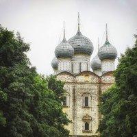 Дорога к храму :: Константин Подольский