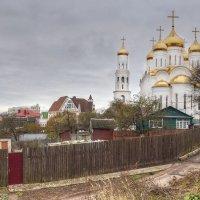 Свято-Троицкий Брянский кафедральный собор :: Константин