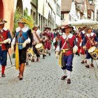 Праздничные  шествия на  Троицу в Ротенбурге... :: backareva.irina Бакарева
