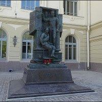 Памятник «Русской гвардии Великой войны». :: Вера