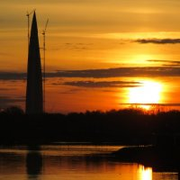 Лахтинский закат :: genar-58 '