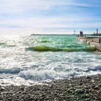 Волны Черного моря :: Юлия Батурина