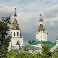 Церковь Петра и Павла :: марина ковшова
