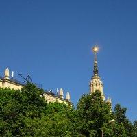 Гори, гори, моя звезда :: Андрей Лукьянов