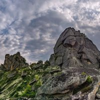 Вершины Каменного Замка :: Ник Васильев