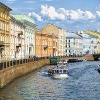 Северная Венеция :: Максим Хрусталев