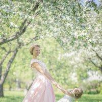 Мама и дочка :: Виктория Бенедищук