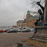 Стокгольм :: skijumper Иванов
