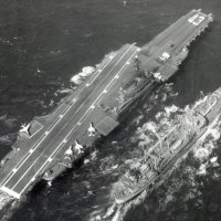 "USS ""Coral Sea"" (CV -43).американский авианосец. :: Александр"