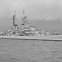 """USS """"Juneau"""" (CL -119).американский лёгкий крейсер. :: Александр"""