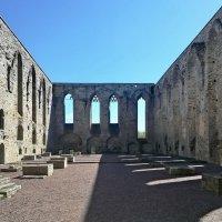 Древние руины монастыря Святой Бригитты (Таллин) :: veera (veerra)