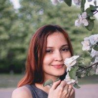 Весна :: Ксения ПЕН
