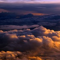 Воздушный океан :: Лара (АГАТА)