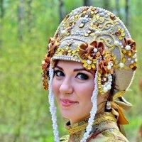 Невеста. :: Евгений Яхим