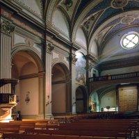 Тосса де мар, церковь святого Винсента :: Андрей Бондаренко