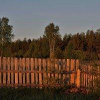 Первый, ласкающий свет :: Николай Масляев