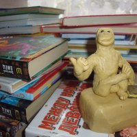 """""""Читайте книги,чтобы не быть обезьяной!"""" :: лоретта"""