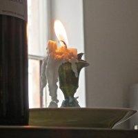 свеча горела :: Елена