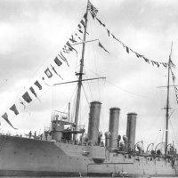 """Niitaka"".японский бронепалубный крейсер типа  Цусима. :: Александр"
