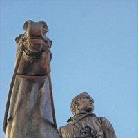 Памятник Надежде Дуровой :: Галина Каюмова
