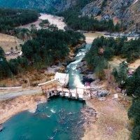 Чемальская ГЭС :: Максим Верцанов