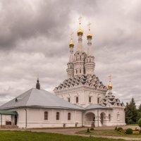 Вязьма. Церковь Иконы Божией матери Одигитрии :: Alexander Petrukhin