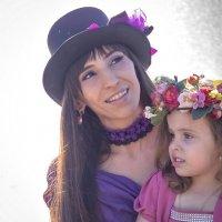 Две модели :: Татьяна Симонова