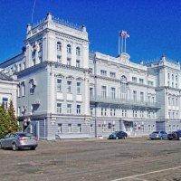 Здание городской администрации :: Галина Каюмова