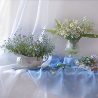 Чем пахнет яркий майский день? :: Валентина Колова
