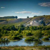 Меловые горы :: Владимир Дальский