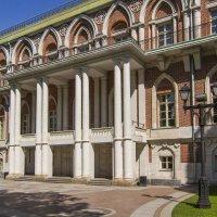 Царицино, дворец, (фрагмент) :: Петр Беляков