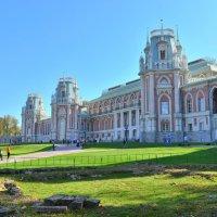Большой дворец в Царицыно :: Константин Анисимов