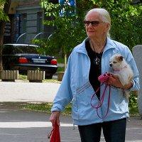 Подруги на прогулке. :: barsuk lesnoi