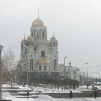 Города, где я бывал, Екатеринбург-2012 :: Владимир Максимов