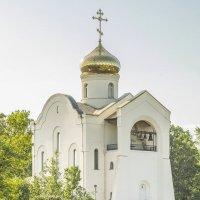 Храм святых мучеников Адриана и Наталии в Старо-Паново. :: bajguz igor