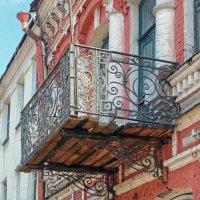 Балкончик :: Галина Каюмова