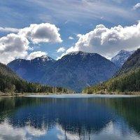 Где-то в Альпах :: Сергей Беличев