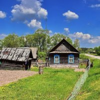 Деревенские  мотивы. :: Валера39 Василевский.