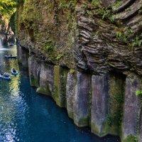 Ущелье Такатихо и река Гокасэгава :: slavado
