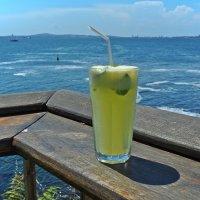 Домашний лимонад с мятой и пейзаж :: Swetlana V